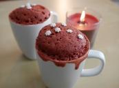 Cosy Red Velvet Mug Cake