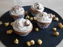 Kinder Bueno Cupcakes