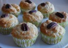 Cheddar, ale and chive muffins