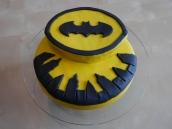Fondant Batman Cake